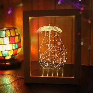 3D Frame Light - ApolloBox