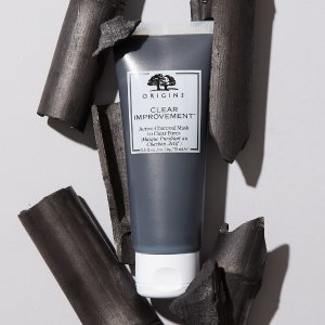 OriginsClear Improvement® Active Charcoal Mask to Clear Pores