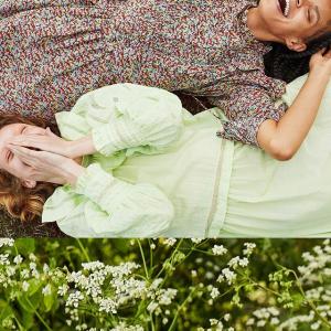 1.7折起 £52收碎花裙The Outnet 夏日小裙子专场 精致法风Reformation、Sandro参与