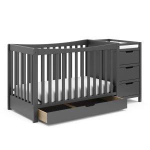 GracoRemi 四合一婴儿床+换尿台套装