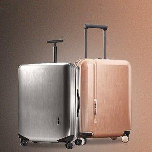 低至4折新秀丽官网 精选行李箱、旅行包热促 爆款Novaire粉色仅$190