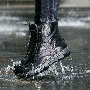 低至5折+额外8折+包邮GEOX官网折扣区鞋子促销 收防水透气会呼吸的鞋子