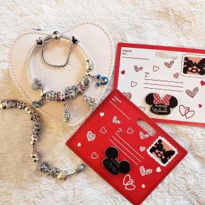 买3免1 变相6.7折Pandora X Disney 精选串珠、手链闪促 米奇、爱丽丝上新