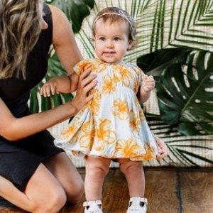6折+无门槛包邮Burt's Bees Baby官网 儿童有机棉精选服饰、床品特卖