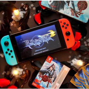 只要€299 收经典红蓝德亚补货:Nintendo Switch 宅家必备 好玩到停不下来!