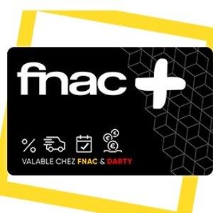 一年期费用 Fnac +会员卡