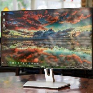 SE2717H $162, AW2518HF $299Dell 显示器买一件享9折, 买两件及以上享8.5折