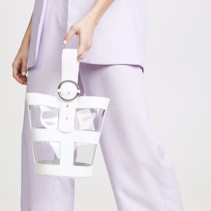 PARISA WANG® | Addicted PVC Bucket Bag