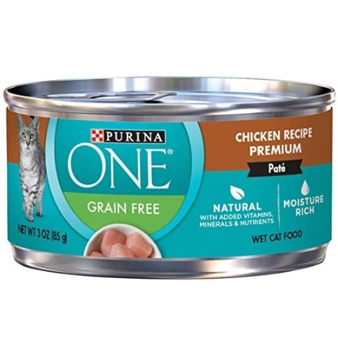 Purina ONE High Protein, Natural Wet Cat Food