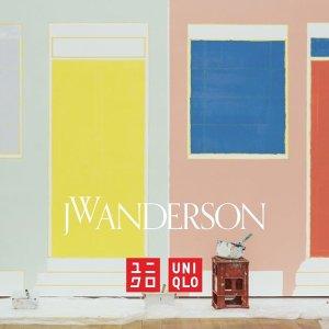 毛衣$39.9 拼色外套$59.9开抢:Uniqlo X JW Anderson 2020秋冬合作系列发售 $4.9起