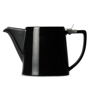 T2 Teaset Flip Top Black Teapot Medium - T2 APAC | T2 TeaAU