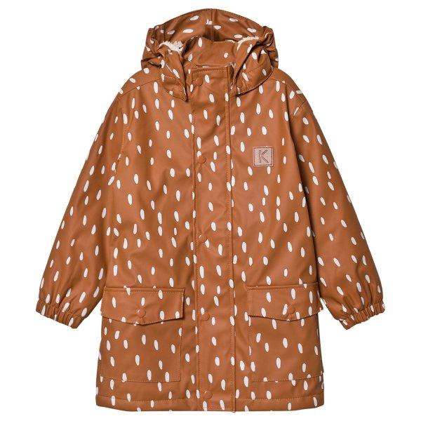 儿童防风防雨外套