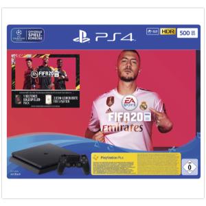 比黑五低:SONY PlayStation 4™ 500GB + FIFA 2020套装史低速收