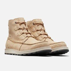 7.5折优惠 封面款$127Sorel官网 新款男女户外运动鞋、短靴促销