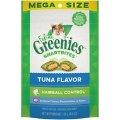 Greenies Feline SmartBites Hairball Control Chicken Flavor Cat Treats, 2.1-oz bag - Chewy.com