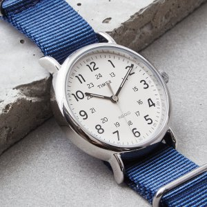 $4TIMEX OVERSIZED WEEKENDER™ WATCHES@American Eagle