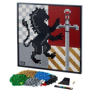 Lego哈利波特 霍格沃茨徽章 31201 | 哈利波特系列