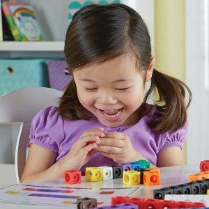 低至5折限今天:Learning Resources 返校季教育类玩具好价促销