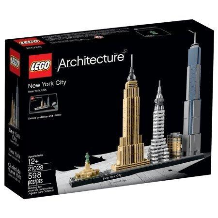 LEGO Architecture 纽约市 20128