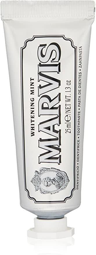 Marvis 美白薄荷牙膏 25ml