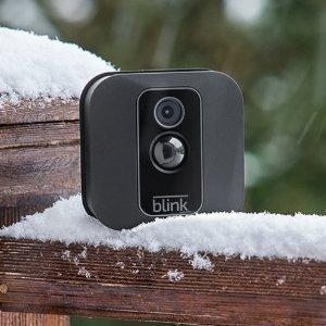 低至$64.99 多种套装可选Blink XT2 1080p 室内外通用 无线智能安防摄像头促销