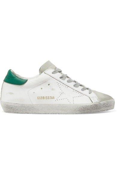 Superstar 经典款脏脏鞋 多色可选