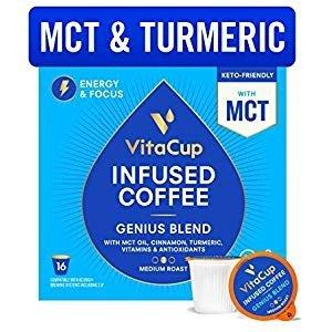 低至6.8折VitaCup 多款咖啡胶囊及茶包特惠