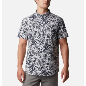 Columbia纯棉印花衬衫