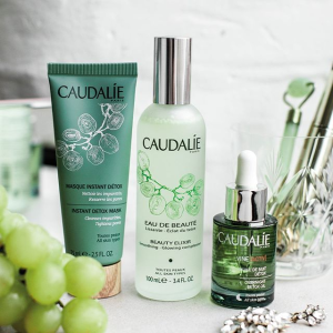 Up to 62% Off + Free GiftDealmoon Exclusive: Caudalie New Year Bundle