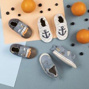 5折+额外8折起Robeez  婴儿学步鞋服饰返校季促销 部分款式$10左右