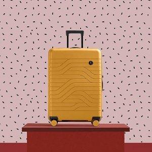 $64.50Bric's 21寸黄色硬壳登机行李箱促销
