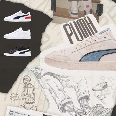 8折 收€60刘雯同款运动鞋Puma 新品运动鞋热卖 经典潮鞋永不出错