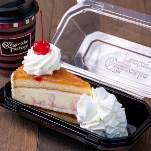 满$15送芝士蛋糕或儿童餐The Cheesecake Factory 使用DoorDash下单点餐