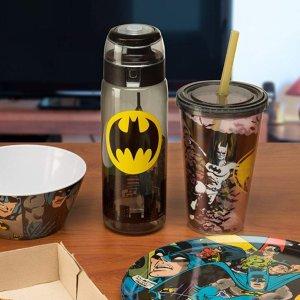 $5.89Zak Designs 蝙蝠侠运动水壶