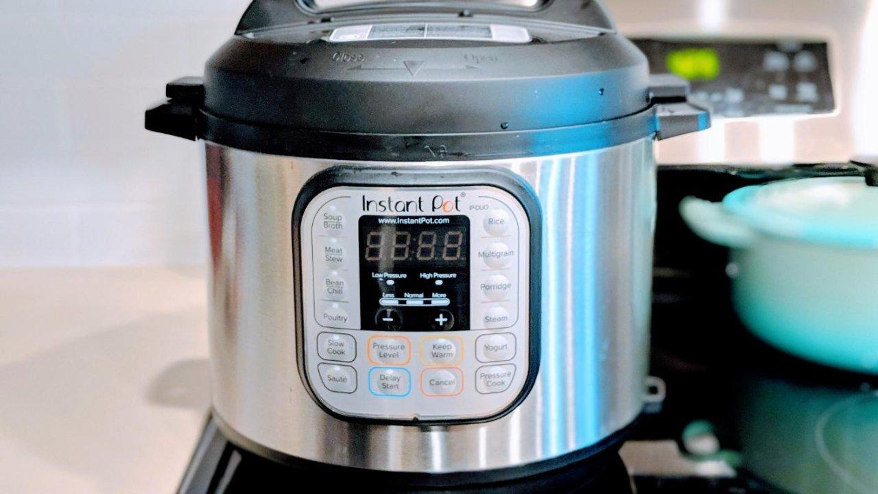 2019购物季(黑五/圣诞/Cyber Monday)|这份Instant Pot高压锅的比价功课我做好了