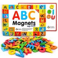 Pixel Premium 儿童趣味ABC字母磁铁套装