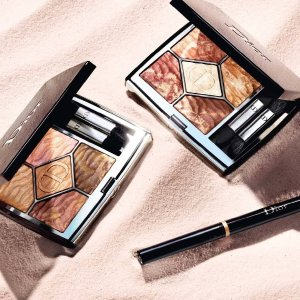 送护肤小样Dior 美妆护肤香氛热卖 收新款眼影