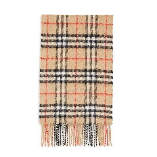 迷你羊绒围巾