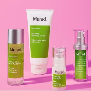 Free GiftMurad SkinCare Sitewide Sale