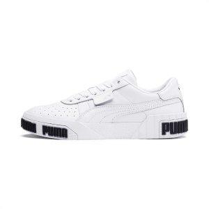 PumaCali Bold 白色运动鞋