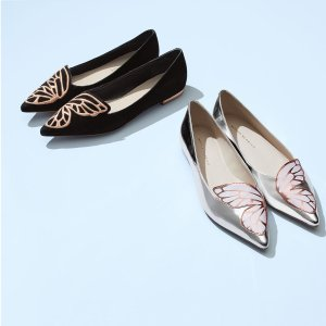 $50 off $200 Purchase with Regular Price Sophia Webster Shoes Purchase @ Neiman Marcus