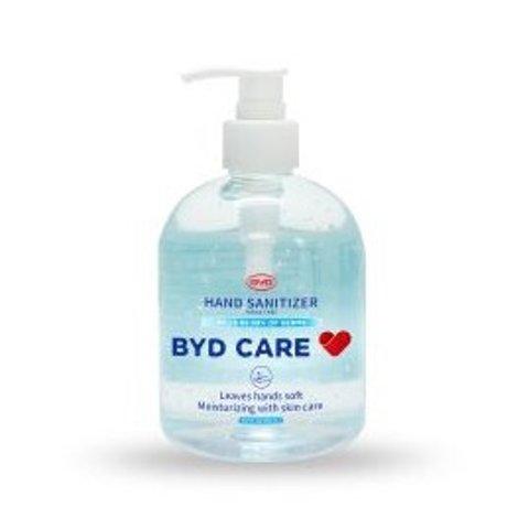 $3.99Office Depot BYD Care Moisturizing Hand Sanitizer