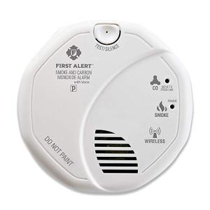 低至2.8折First Alert 精选多款烟雾、一氧化碳2合1报警器