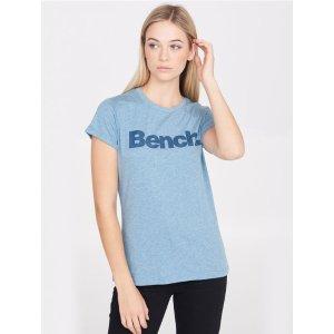 Bench.XS/S纯色logo t