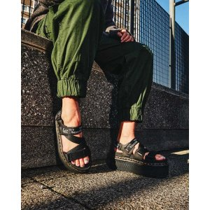 36-43码DR MARTENS 凉鞋