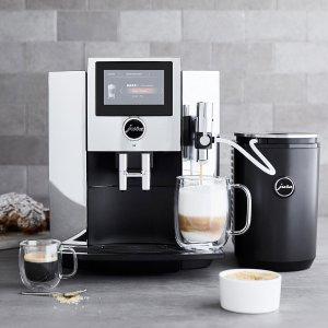 JuraS8 Automatic Coffee Machine | Sur La Table