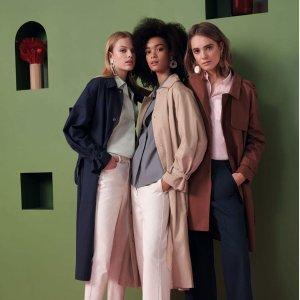 满额最高7折 匡威经典款€49起Galeries Lafayette 美衣包包美鞋超值热卖 收Vera Moda、MK包包、阿迪小白鞋等