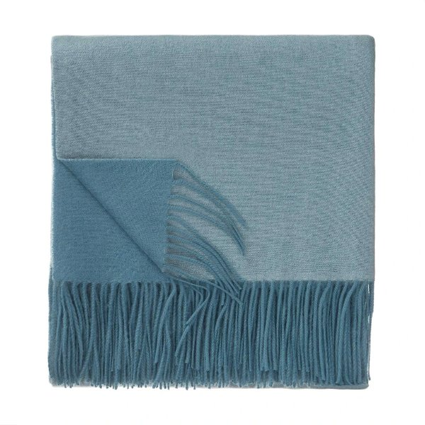 Sontra 10%羊绒+90%羊毛毛毯