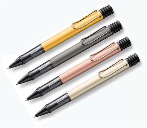一律$24.99LAMY LX 马卡龙色圆珠笔热卖 多色款
