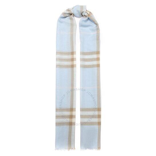 真丝羊毛混纺围巾
